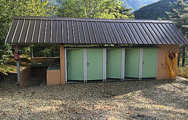 Charmant camping a vendre en PACA