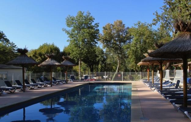 Camping à vendre sur superbe site de Provence très connu.