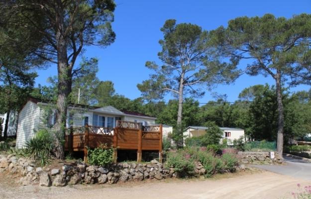 Camping en vente dans l'arrière Pays Varois