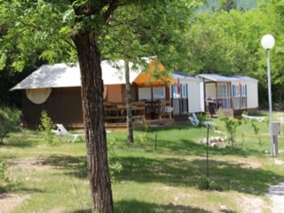 Camping Familial à vendre en Provence