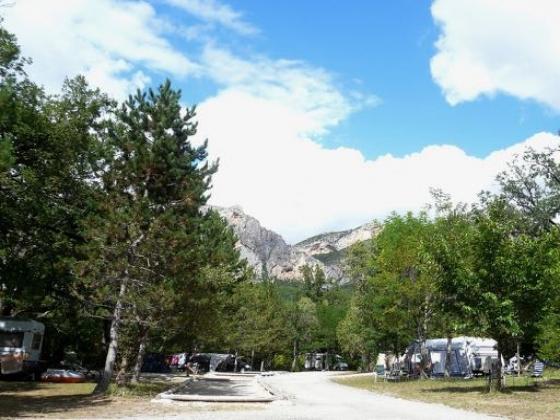 Camping à vendre en Provence