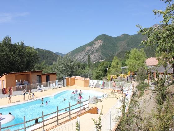 Camping à vendre Alpes du SUD