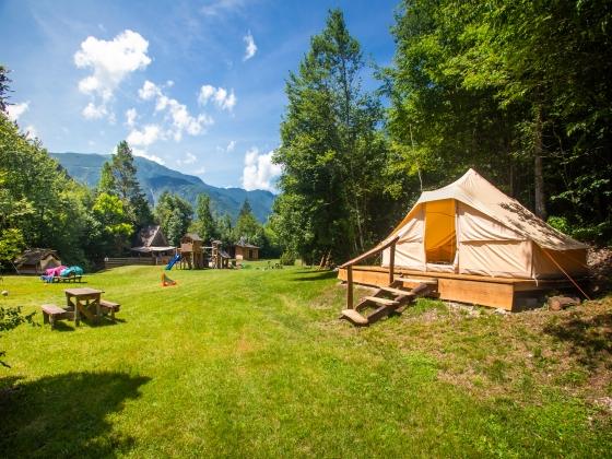 Camping Naturiste Premium dans le Grand Sud à Vendre